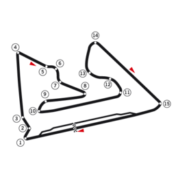 Bahrain International Racing Circuit